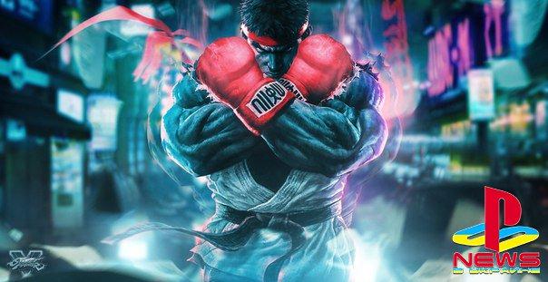 Бета-тест Street Fighter V сведет пользователей РС и PS4