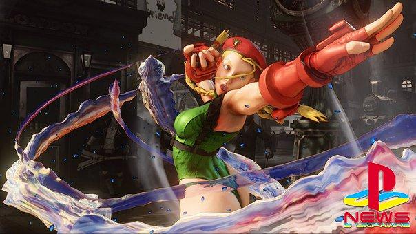 Бета-тестирование файтинга Street Fighter V