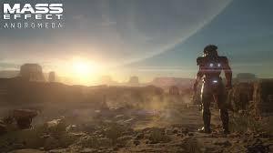 Новая утечка деталей Mass Effect Andromeda