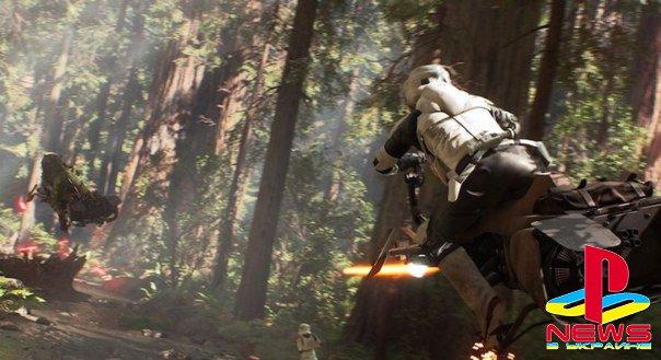 Авторы Burnout признались, что помогли создать Star Wars: Battlefront