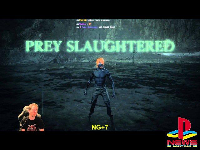 Пройти дополнение для Bloodborne без оружия? Легко!