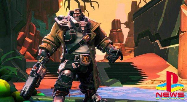 Gearbox Software представила двух новых персонажей из Battleborn