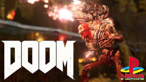 Doom - продолжительность одиночной кампании составит 13 часов