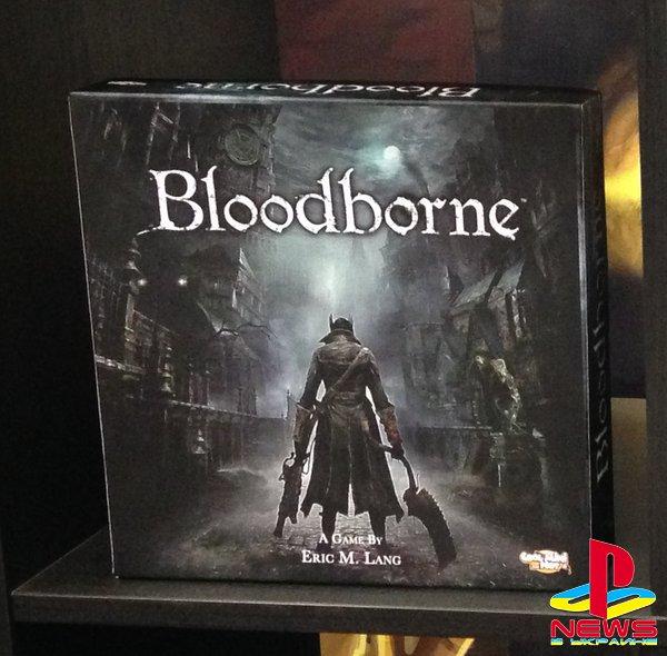 Bloodborne станет карточной игрой