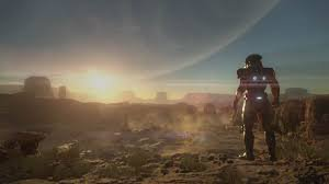 Новая утечка Mass Effect Andromeda демонстрирует обновленный дизайн ретрансляторов