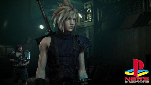 Ремейк Final Fantasy VII будет состоять из трех полноценных игр