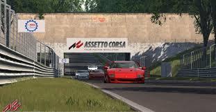 Консольную Assetto Corsa перенесли