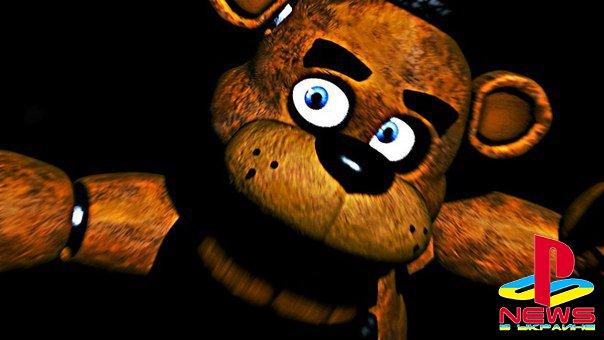 Five Nights at Freddy's выпустят на консолях