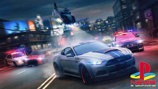 Новая часть Need for Speed выйдет в 2017 году