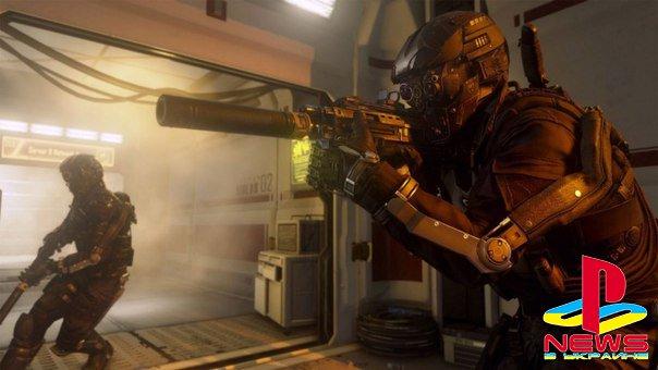Профессиональные игроки помогут в разработке Call of Duty: Infinite Warfare