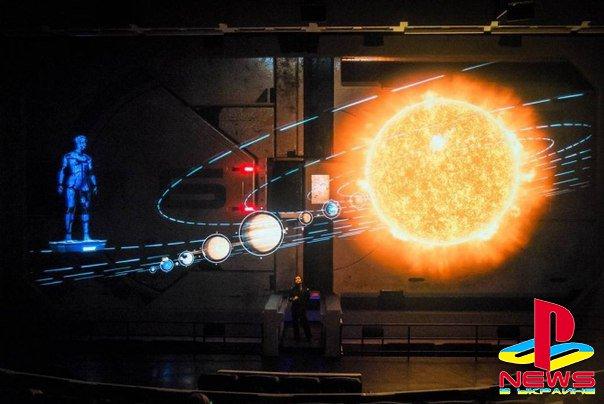 В США открылся аттракцион по мотивам Mass Effect