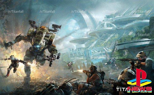 В Titanfall 2 будет активно использоваться крюк