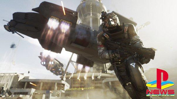 Кампанию Call of Duty: Infinite Warfare в подробностях покажут на Е3
