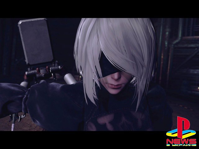 Nier: Automata от Platinum Games выйдет в начале 2017-го