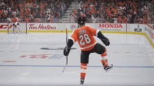 Российский хоккеист стал лицом NHL 17