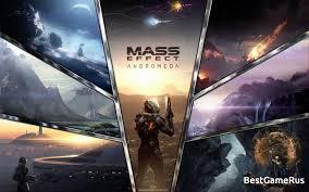 Вселенную Mass Effect расширят книгами