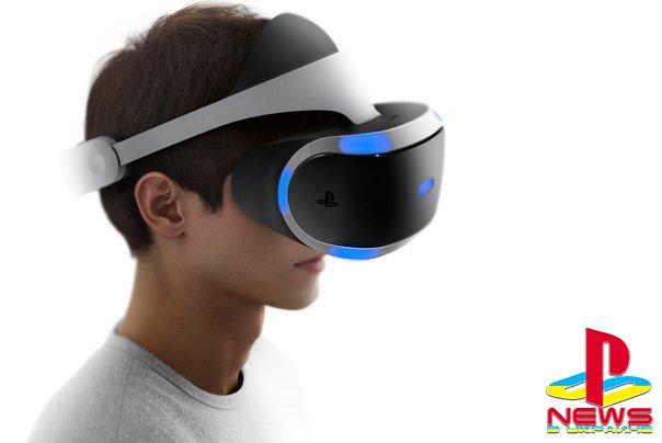 Предзаказы PlayStation VR разлетелись за считанные минуты
