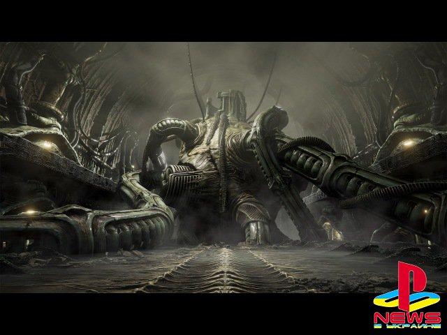 Хоррор Scorn выйдет на PlayStation 4
