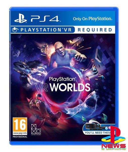 Все игры для PlayStation VR будут поддерживать обычные DualShock 4