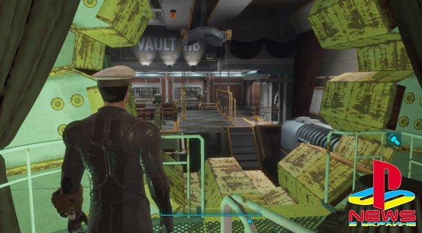 Создателей Fallout 4 обвинили в краже идеи у моддера