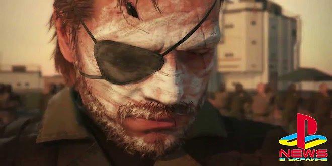 Metal Gear Solid V Definitive Edition замечена у ритейлеров