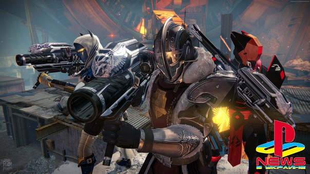 Раскрыты подробности дополнения Destiny: Rise of Iron