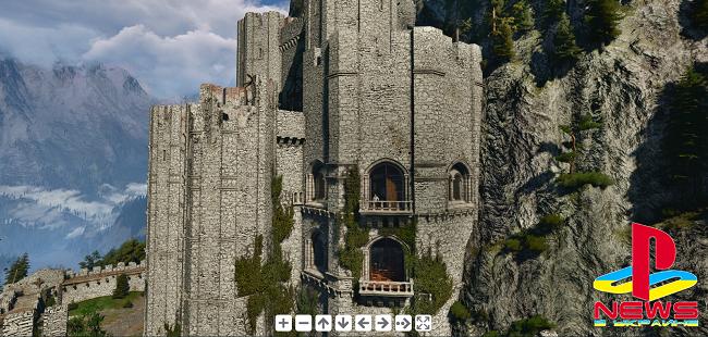 The Witcher 3: Wild Hunt - NVIDIA показала скриншот разрешением 1 гигапиксель