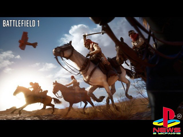 Бета-тестирование Battlefield 1 начнетcя в конце августа