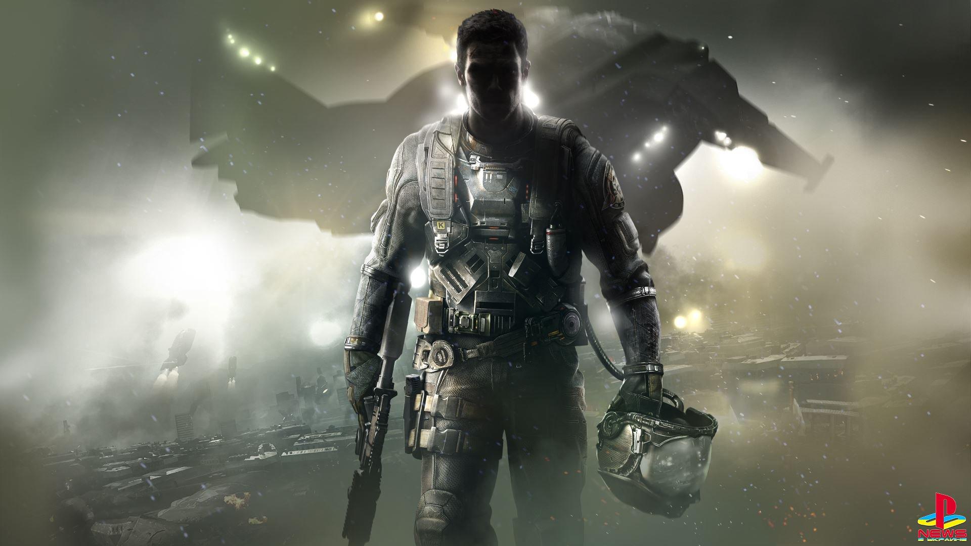 Call of Duty: Infinite Warfare станет серией