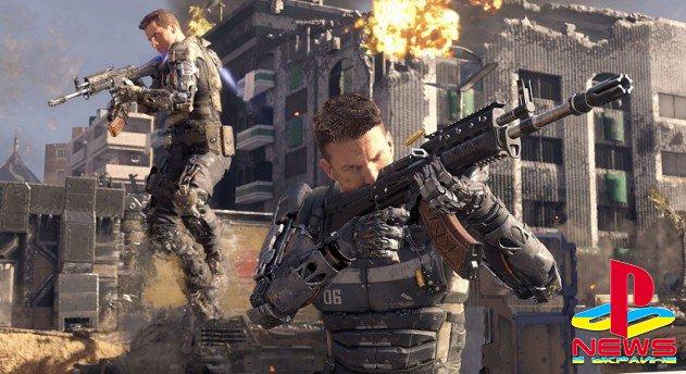 Последнее дополнение к Call of Duty: Black Ops 3 выйдет в сентябре