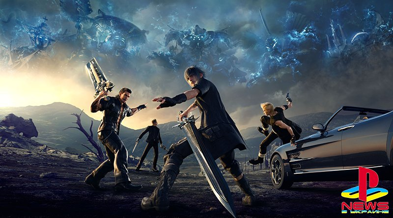 В Final Fantasy XV будет 15 глав, вторая половина игры – более линейная, чем первая