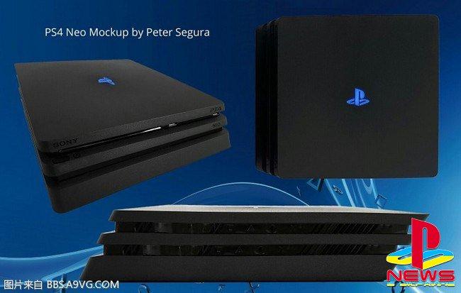 Опубликованы первые изображения PS4 Neo