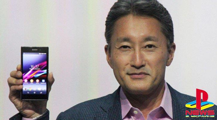 Sony серьезно займется мобильными играми