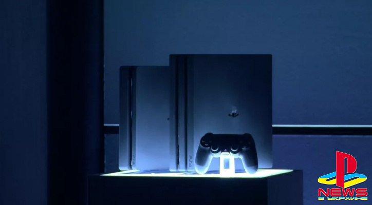 Sony представила две новых PlayStation