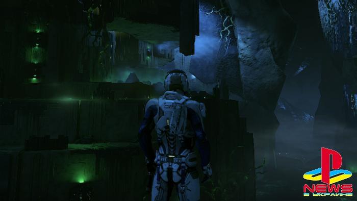 Mass Effect: Andromeda будет работать при 30к/с на PS4 и PS4 Pro