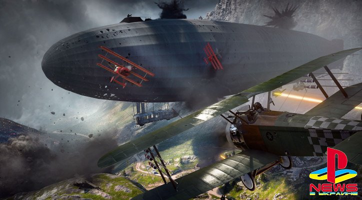 Бета-тест Battlefield 1 установил рекорд