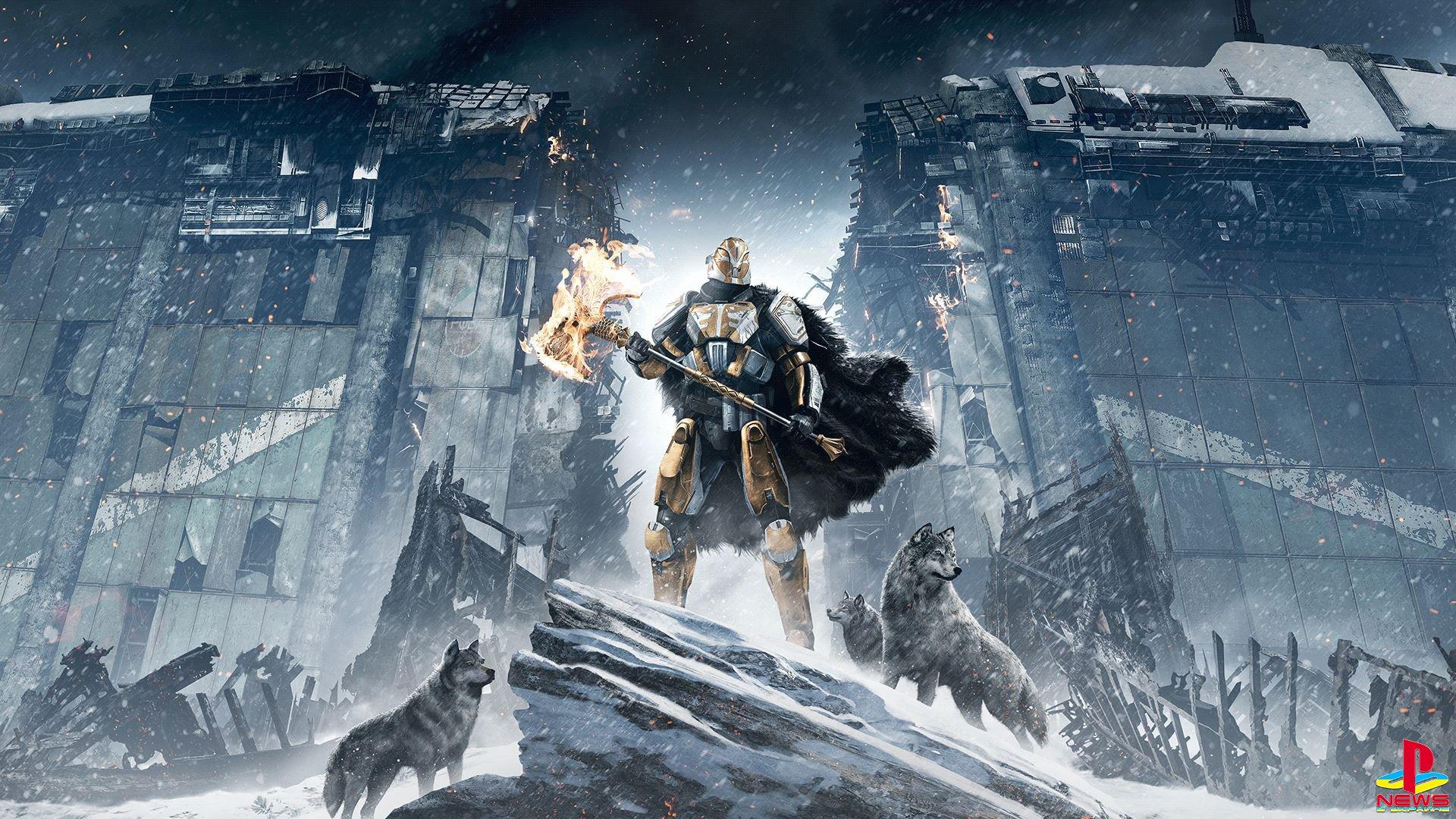 Серверы Destiny не справились с наплывом фанатов после релиза Rise of Iron
