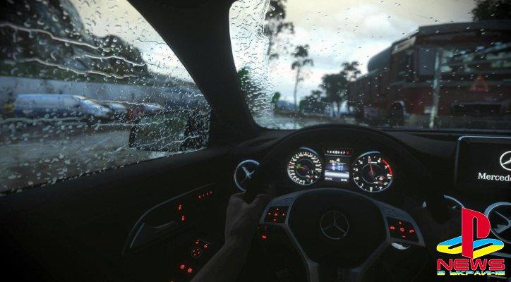 Driveclub VR придется покупать отдельно