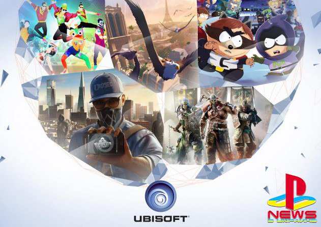 "Ubisoft приглашает на ""Игромир"""