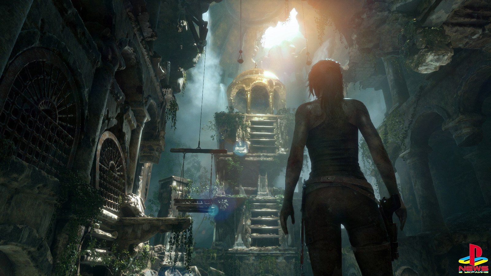 Первые оценки Rise of the Tomb Raider: 20 Year Celebration
