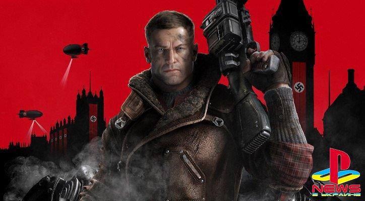 Актер озвучивания подтвердил новую часть Wolfenstein