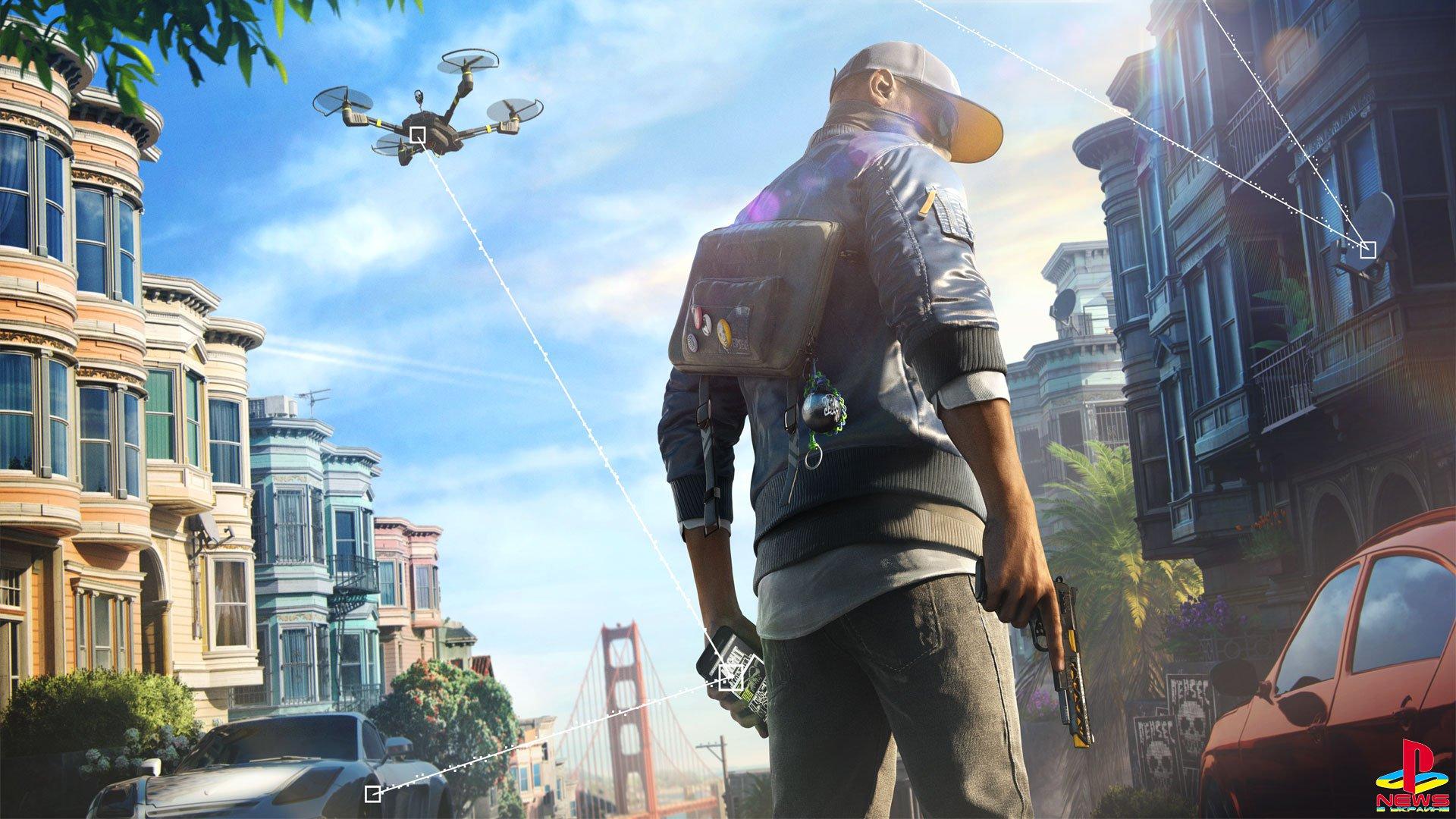 Ubisoft смеется над утечками своих игр в Watch Dogs 2 и тизерит новый Assassin's Creed?