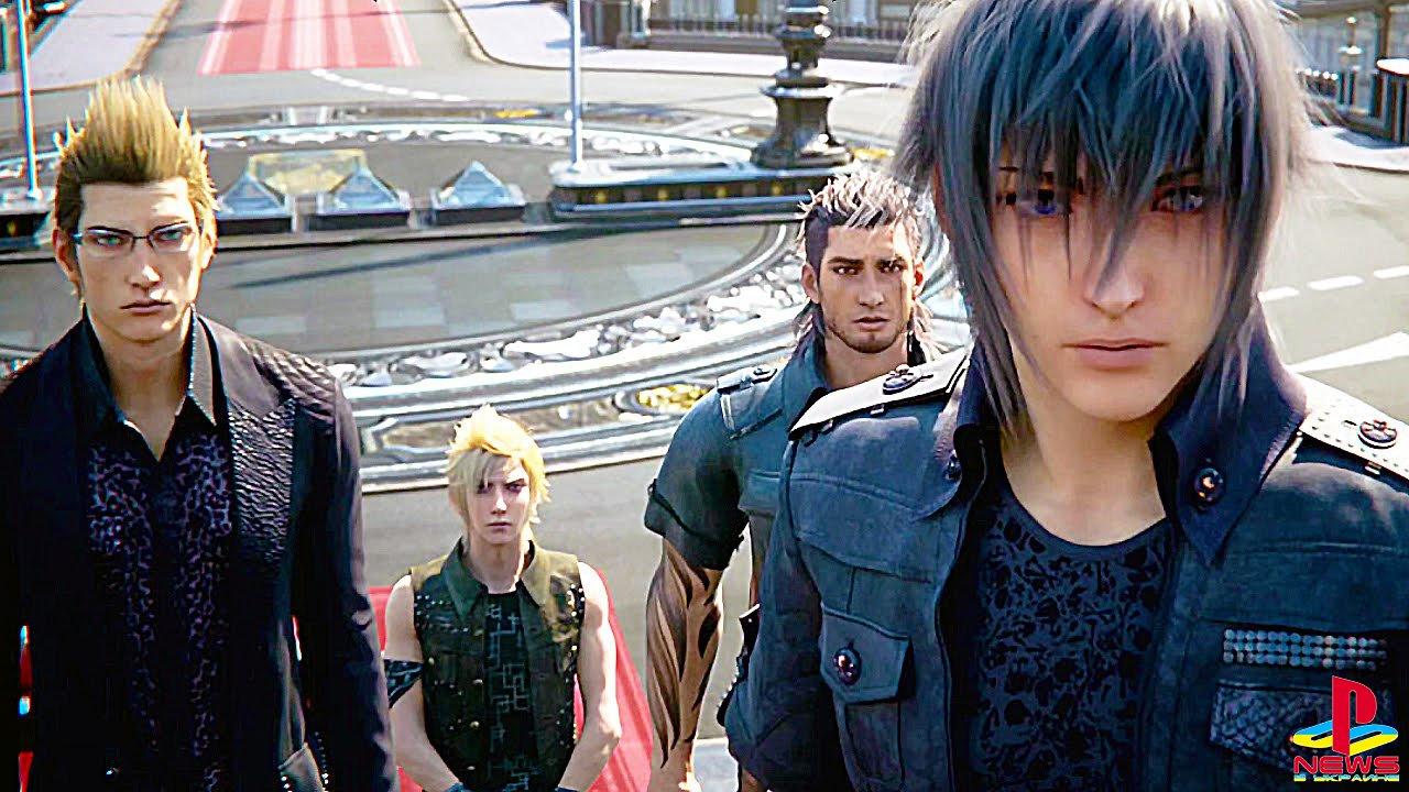Final Fantasy XV получила первую оценку
