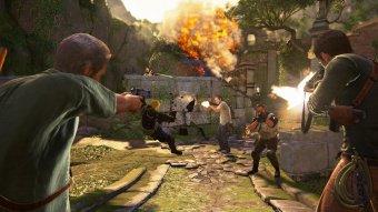 Режим «Выживание» появится в Uncharted 4 на следующей неделе