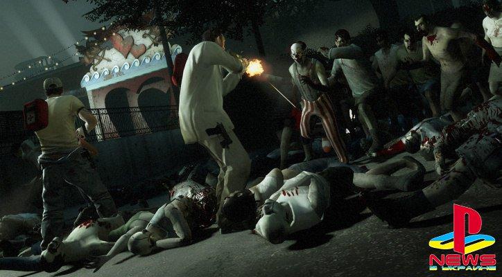 Авторы Left 4 Dead и Perfect World анонсировали совместный проект