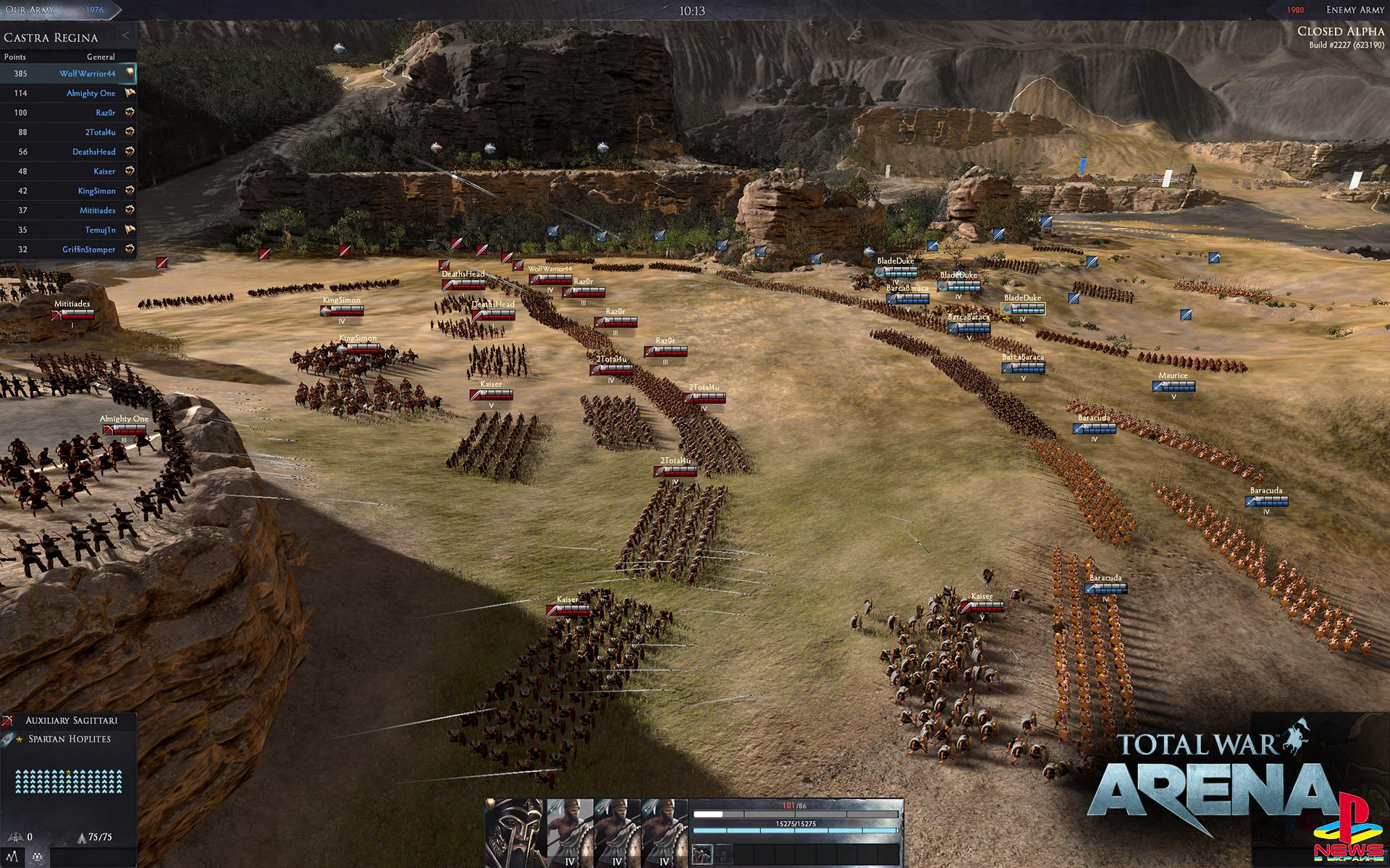 Разработка новой Total War в историческом сеттинге начнется в 2017 году