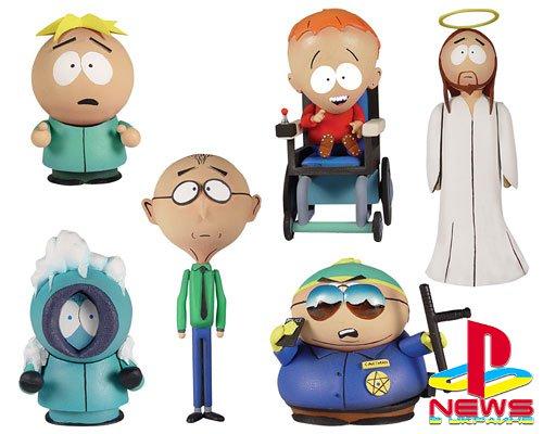 В России теперь можно купить официальные фигурки South Park